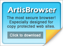 Download Artisbrowser secure web browser